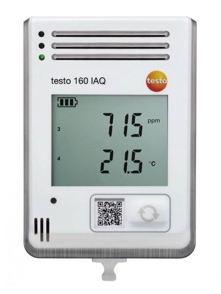 testo 160 IAQ - Funk-Datenlogger mit Display