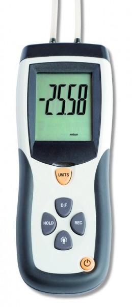 Dostmann DD 890 Differenzdruckmessgerät