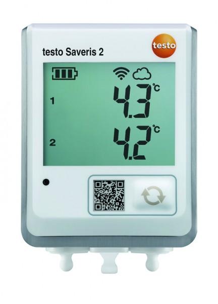 Testo Saveris 2 - T2 + ISO-Zertifikat