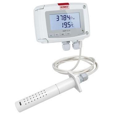 KIMO CO2-/Temperature-Transmitter-COT 212-HOD