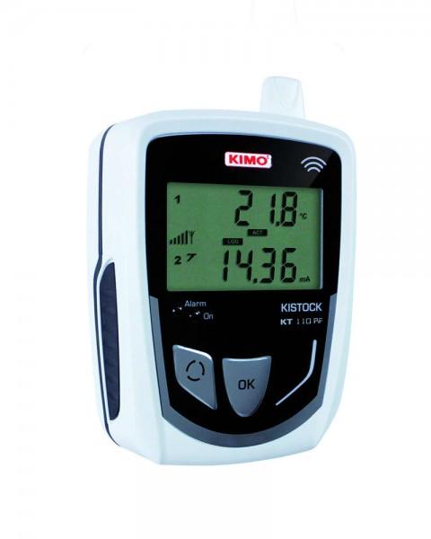 KIMO KT 110-EO-RF Funkdatenlogger für Temperatur