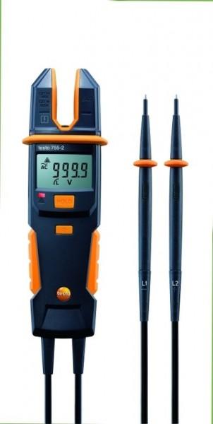 testo 755-2 - Strom-Spannungsprüfer