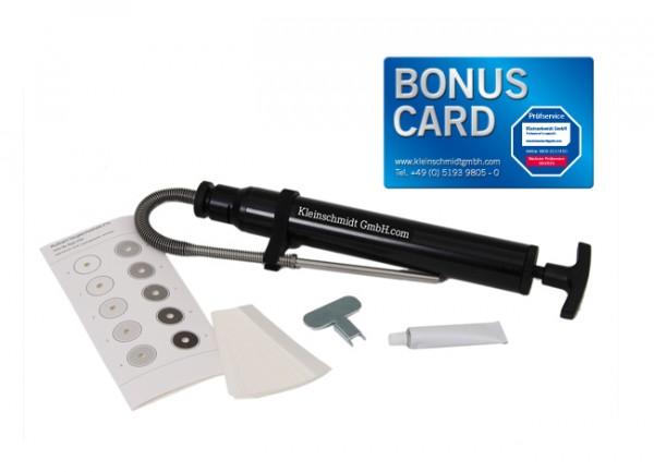 Kleinschmidt GmbH Rußpumpen-Set BONUS CARD