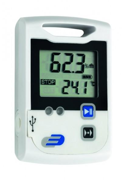 Dostmann LOG100 Temperaturlogger + ISO-Zertifikat