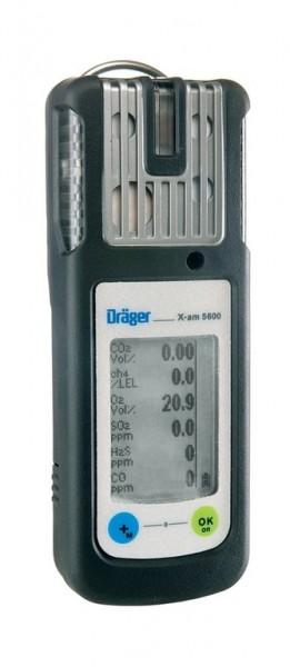 Dräger X-am® 5600 Abwasser Set + BONUS CARD