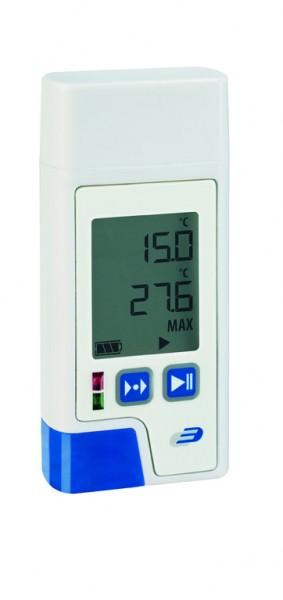 Dostmann LOG200 PDF-Temperatur-Datenlogger mit Display