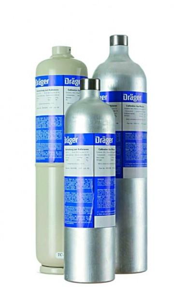 Prüfgas 112L, H2S,CO,CO2,CH4,O2/N2