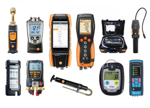 Full-Service Abgasmessgerät für QM-Systeme mit Vorab-Leihgerät