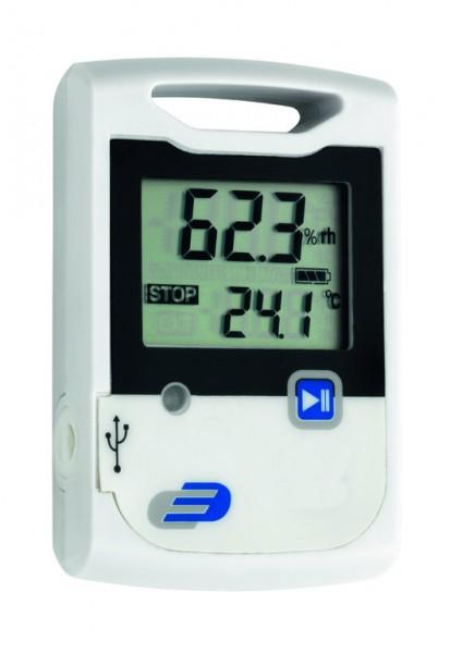 Dostmann LOG 20 Starterset zur Temperatur- und Feuchteaufzeichnung