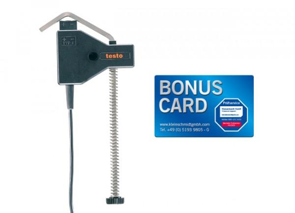 Rohranlegefühler (NTC) + BONUS CARD