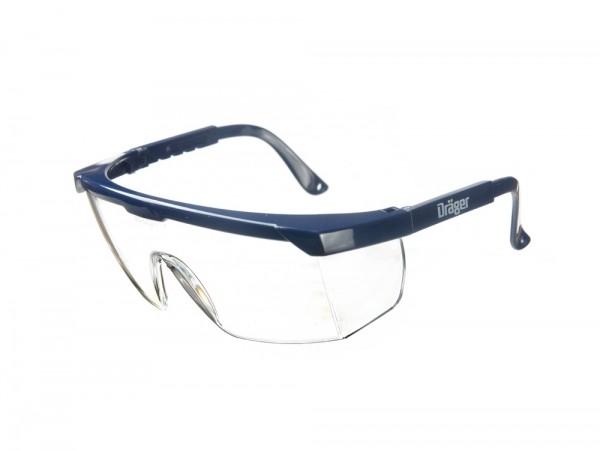Dräger X-pect 8240 Schutzbrille, klar