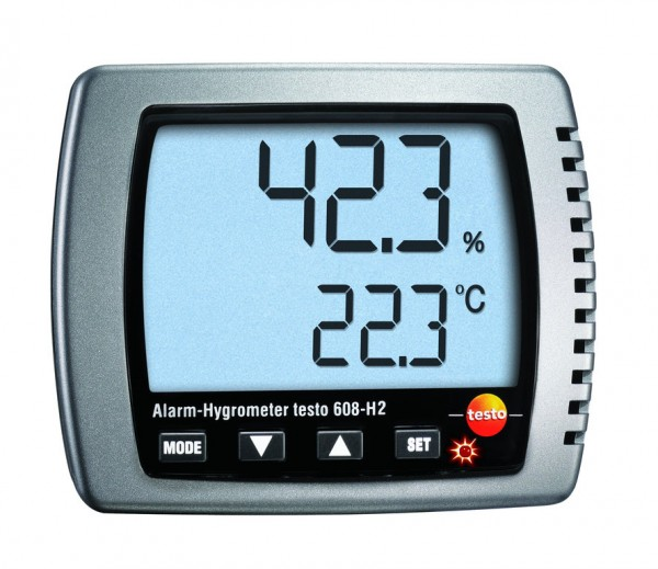 testo 608-H2 - Alarm-Hygrometer