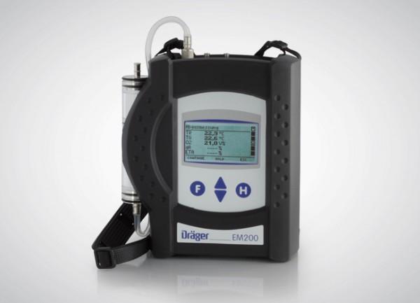 24h-Service mit neuem O2-Sensor für Dräger MSI EM200