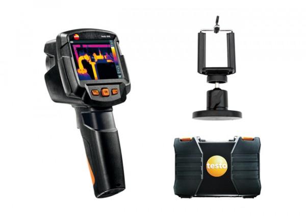 Wärmebildkamera testo 868 & Magnet-Smartphonehalter