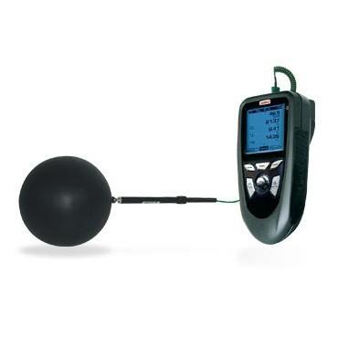 KIMO Schwarze Kugel (Globethermometer) BN 150