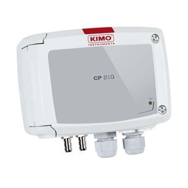 KIMO Diff.-/Staudrucktransmitter CP211-BN-R