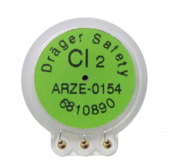 Dräger Sensor XXS Cl2