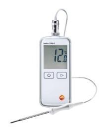 testo 108- 2 wasserdichtes Temperatur-Messgerät (Typ T)