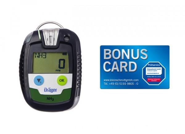 Dräger Gaswarngerät Pac® 8000 NH3 + BONUS CARD