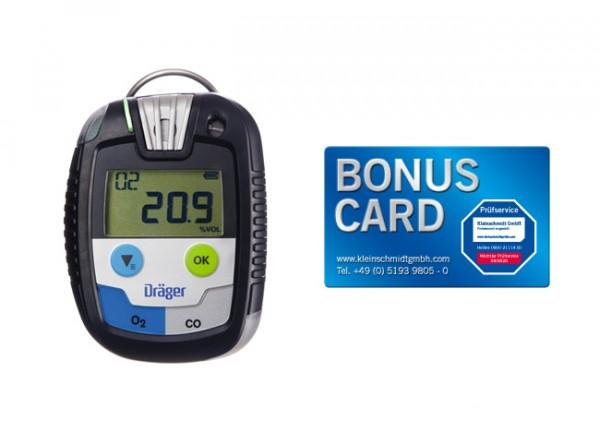 Dräger Pac® 8500 O2/CO + BONUS CARD