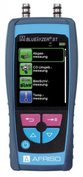 24h-Service mit neuem O2-Sensor für Afriso BLUELYZER ST