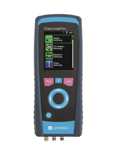 24h-Service mit neuem O2-Sensor für Afriso MULTILYZER STe