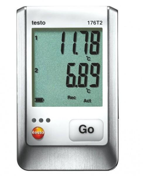 testo 176 T2 - Temperatur-Datenlogger