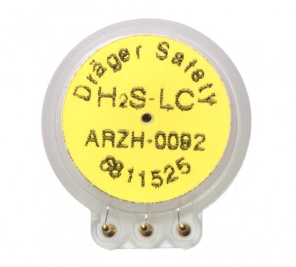 Dräger Sensor XXS H2S LC - 0-100 ppm H2S