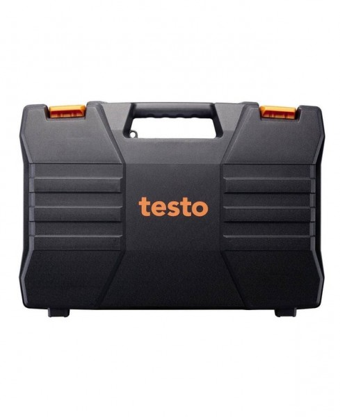 testo 550 Transportkoffer für umfangreiches Zubehör