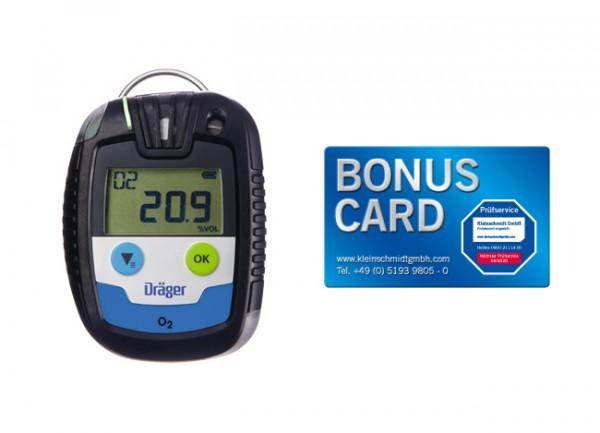 Dräger Pac® 6500 O2 + BONUS CARD