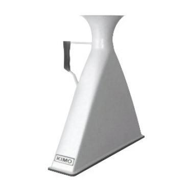 KIMO Messtrichter 550 x 100 mm (für Hitzdrahtsonden) - K150