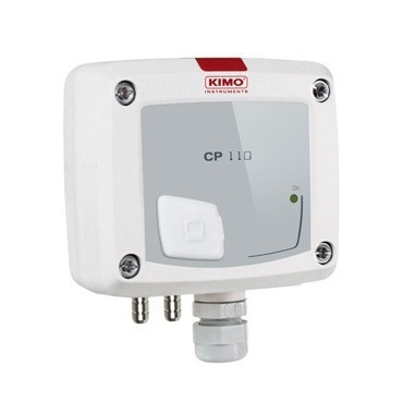 Differenzdruck-Transmitter Serie CP 110 - CP113-PN
