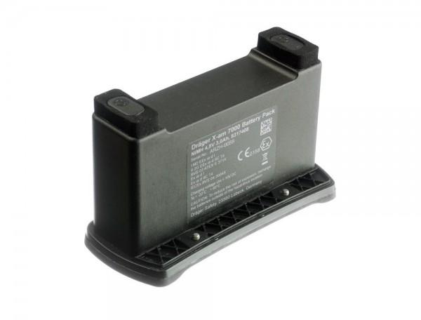Dräger X-am 7000 NiMHy-Batterie 6 Ah