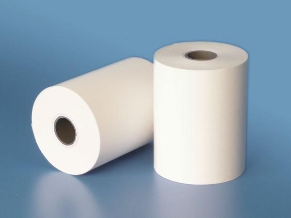 Nadeldruckerpapierrolle