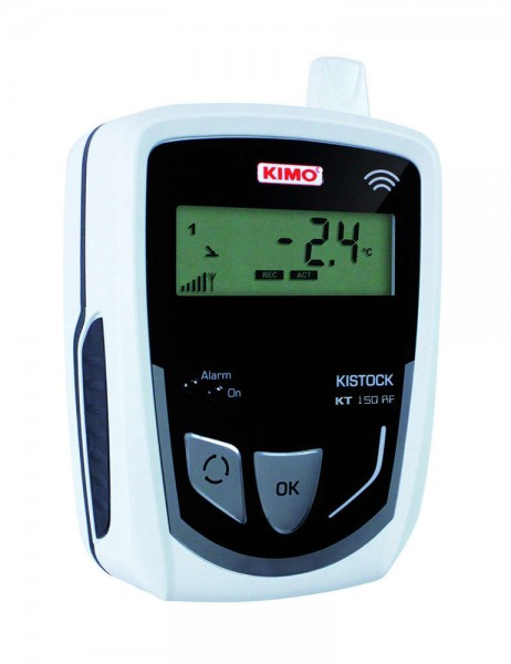 KIMO KT 150-IO-RF Funkdatenlogger für Temperatur