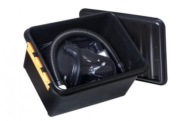 Dräger Transport Box Standard schwarz