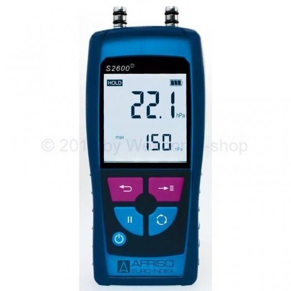 Afriso Druckmessgerät S2600 (S2601 FZM)