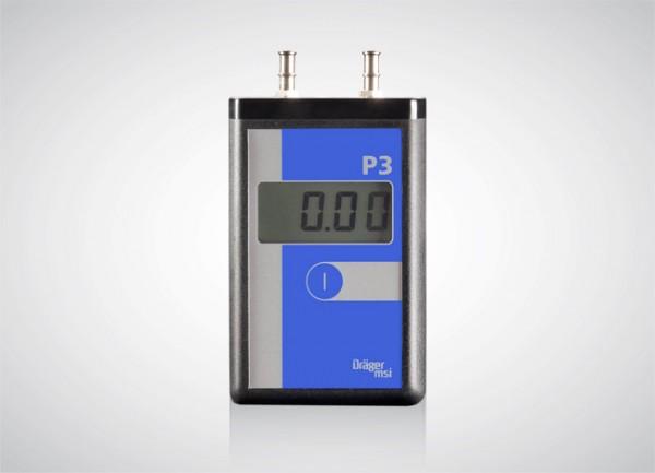 Dräger MSI P3 200 mbar Druckmessgerät