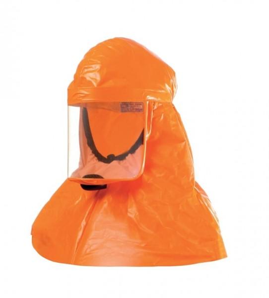 Dräger X-plore® 7000 Lange Haube TH2, orange