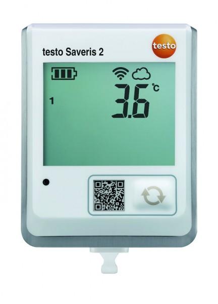 Testo Saveris 2 - T2 Funk Datenlogger (WLAN)