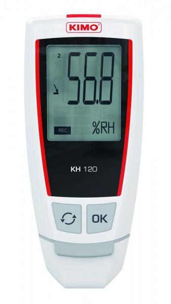 KIMO KH-120 Temp.-/Feuchtedatenlogger