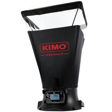 Mietgerät KIMO Volumenstrommesshaube DBM 610