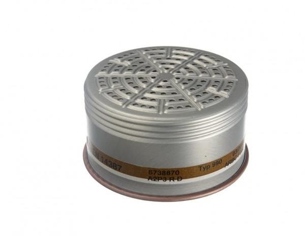 Dräger Kombi-Filter 990 A2 P3 R D