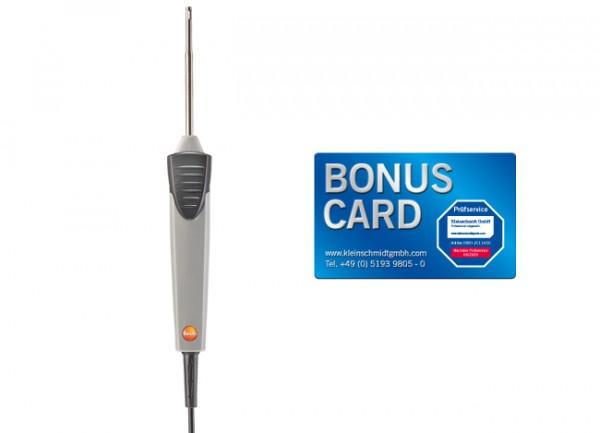 Präziser, robuster Luftfühler NTC + BONUS CARD