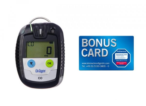 Dräger Gaswarngerät Pac® 6500 CO + BONUS CARD