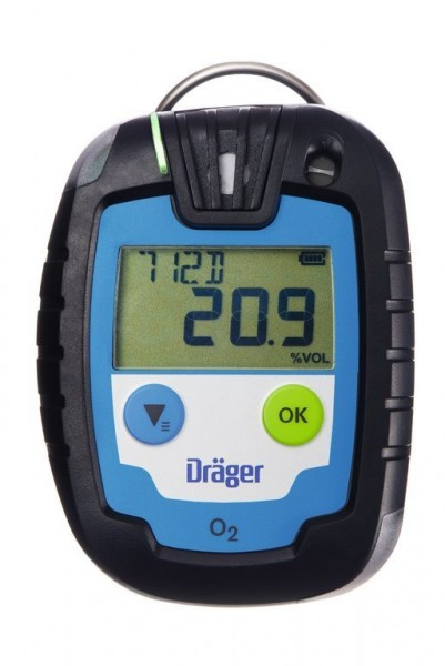 Dräger Gaswarngerät Pac® 6000 O2