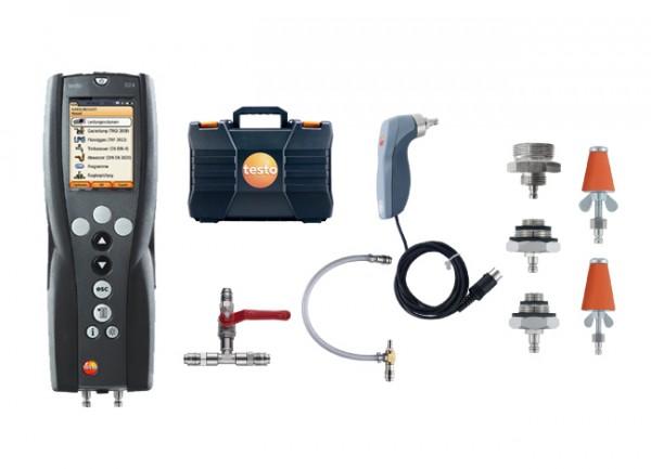 testo 324 Gas- und Wasser-Set