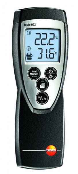 testo 922 - Temperaturmessgerät