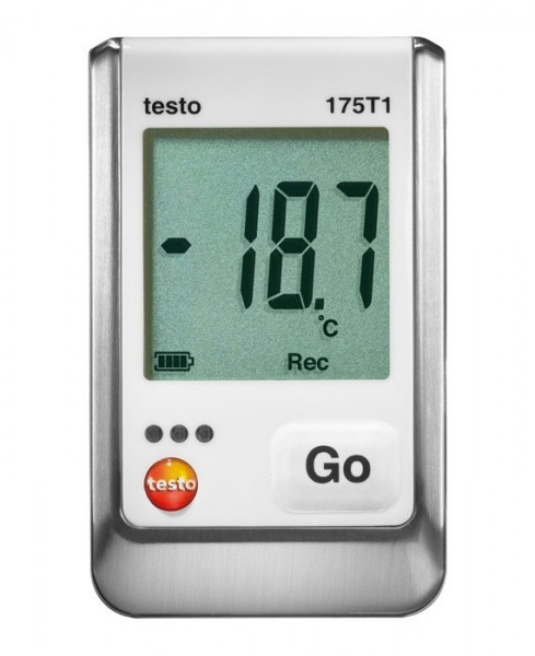 testo 175 T1 - Datenlogger für Temperatur