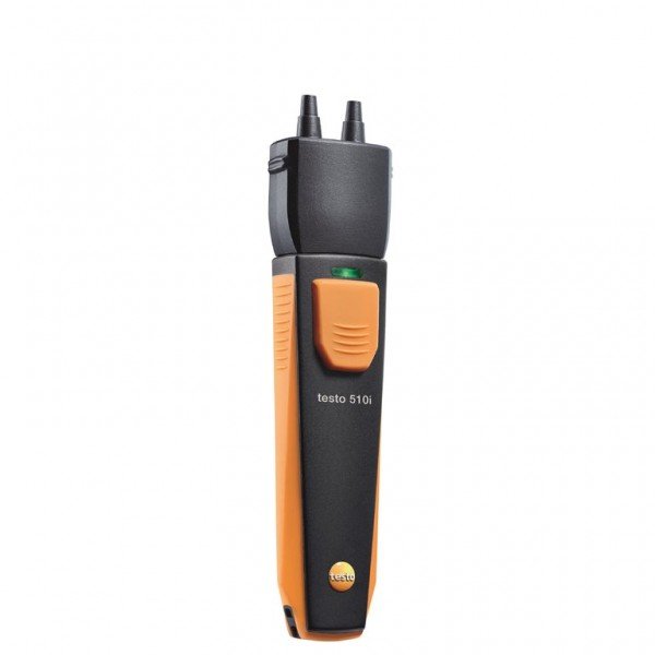 testo 510i Differenzdruckmessgerät mit Smartphone-Bedienung